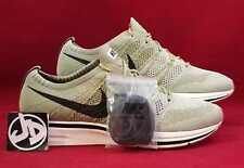 WMNS NIKE FLYKNIT TRAINER NEUTRAL OLIVE RUNNING SHOES ( AH8396 201 ) SIZE 6.5