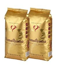 Kaffeebohnen Espresso 2 x 1000 g Primo Aroma Caffe Romantica Qualitätskaffee