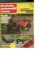 deutsche automobil revue - Heft 6 - 1978