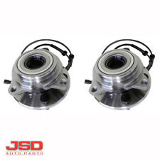 2 Wheel Bearing  Hub Assembly W/ ABS Sensor Fit Land Rover Discovery TAY100050