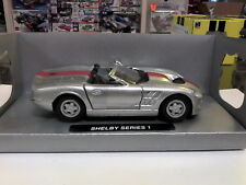 NEW RAY 1:32 AUTO DIE CAST CAR SHELBY SERIES 1  ART. 50493