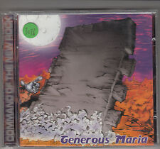 TENEROUS MARIA - command of the new rock CD