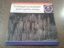 33 tours l'adagio d'albinoni et quatre concertos venitiens orchestre de chambre