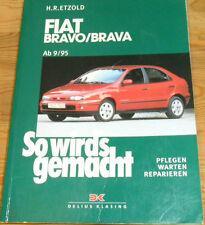 Manuale Riparazione Fiat Bravo/Brava, Anno di Costruzione 1995 - 2001