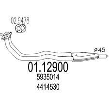MARMITTA TUBO COLLETTORE FIAT RITMO 1050   4414530