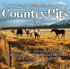 The Greatest Country Hits - Varios Artistas (cd) - Nuevo