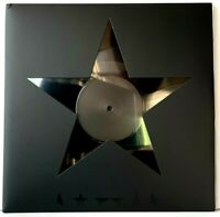 David Bowie Blackstar LP Vinyl Record Album Black-Star