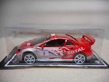 PEUGEOT 307 WRC RALLY CONDROZ GARDEMEISTER GUISVAL 1:43