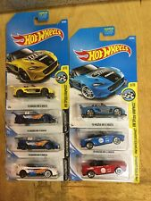 HOT WHEELS MAZDA MIATA LOT OF 7 NEW UNOPENED