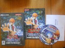Yu-Gi-Oh Power of Chaos Kaiba the Revenge / Jeu PC / Complet
