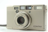 【NEAR MINT+】 Contax Tix Carl Zeiss 28mm F2.8 T Point & Shoot Aps Film From JAPAN
