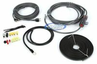 T-Spec V88RAK 8 AWG Gauge V8 Series OFC Amplifier Wiring Kit w/ RCA Cables