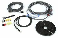 T-Spec V88RAK 8 AWG Gauge V8 Series OFC Amplifier Wiring Kit w/ RCA Cables
