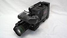 JVC KY-27U 3 CCD Professional Camcorder w/Canon YJ17x95BK12U Lens   See Inside