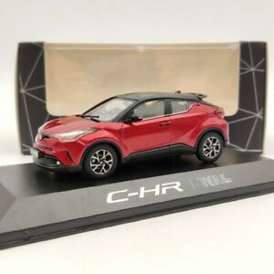 1:43 Toyota CHR SUV Red Diecast Models Limited Collection