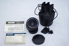 CARL ZEISS DISTAGON 2.8 35mm T mint cond.