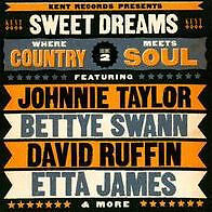 CD - VARIOUS - SWEET DREAMS: WHERE COUNTRY MEETS SOUL 2 - SEALED