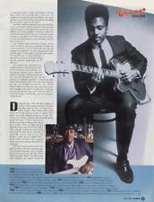 Otis Rush Blues VOX Interview Cutting