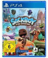 PS4 SACKBOY A BIG ADVENTURE - (PlayStation 4)