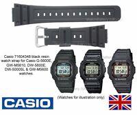 Genuine Casio Watch Strap Band DW-5600 DW-5000 G-5600E G-5700 GW-M5610 GW-M5600