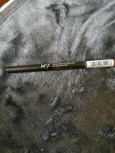 No7 Beautiful Eyebrow Sculpting Pencil - Brown - New