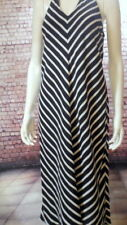 Viscose Striped Plus Size Dresses NEXT