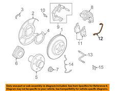 BMW OEM 03-08 760Li ABS Anti-Lock Brake-Sensor 34356778038
