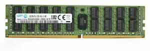 Samsung Ram DDR4 16GB 2Rx4 PC4-2133P ECC RDIMM M393A2G40DB0-CPB2Q Speicher
