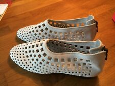 Shoes French Design ARCHE,known for comfort,NEW,size4/37,soft nubuck,light grey