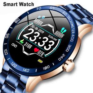 Smart Watch Men Heart Rate Blood Pressure Monitor Sport Multifunction Fitness