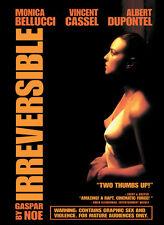 IRREVERSIBLE Movie POSTER 27x40 Monica Bellucci Vincent Cassel Albert Dupontel