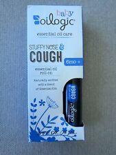Baby Oilogic Stuffy Nose Cough Essential Oil Roll On 6M + .3 oz