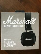Marshall Major II 4091378 Bluetooth On-Ear Headphones - Black