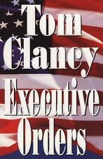 Executive Orders by Tom Clancy (Paperback)