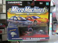 MICRO MACHINES CARABINIERI INSEGUIMENTO