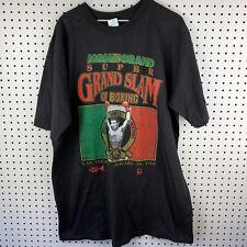 Vintage 1994 MGM Grand Julio Cesar Chavez Boxing Shirt Mens Size 2XL