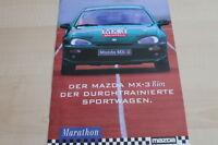 123307) Mazda MX-3 - Rio - Prospekt 199?