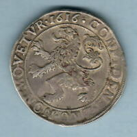 Netherlands - Utrecht.  1616 Lion Daalder..  gVF - for Issue