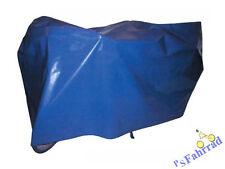 Fahrradgarage Fahrrad Wetterschutz Fahrradschutzhülle Abdeckung 100x200cm, blau