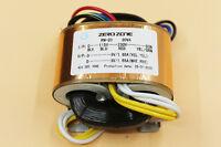 ZEROZONE R-Core transformer 30VA 0-115V-230V To 0-9V/1.65A*2 For Headphone amp