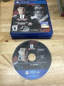 8 to Glory: The Official Game of the PBR PS4 Sony Playstation 4