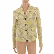 Cotton Formal Floral Plus Size Coats & Jackets for Women