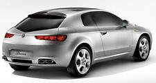 Alfa Romeo Brera Workshop Service Repair Manual 2005 - 2010 on CD