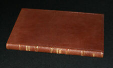 Botanical Journal of the Linnean Society - Leather Bound - Gold Gilding