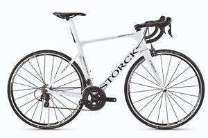 Storck Aerfast Comp Frameset White RRP £2549