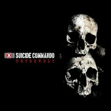 SUICIDE COMMANDO Unterwelt MCD Digipack 2013 LTD.999