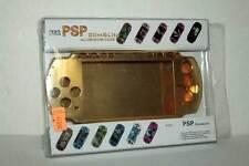 COVER GUSCIO PROTETTIVO ORO GOLD PER SONY PSP 2000 NUOVO COMPATIBILE GD1 44594