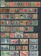 Pro Juventute-Sammlung  ab J 1 bis 1963 gest. TOP (J658)