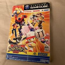 Used Dream Mix TV World Fighters Nintendo GameCube GC  From Japan