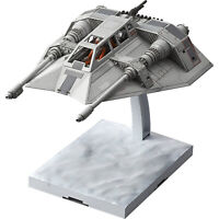 Star Wars Model Kit Spacecraft Vehicle Original Trilogy 006 1/48 Snow Speeder